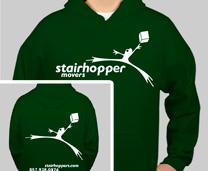Stairhoppers Hoodie - Large