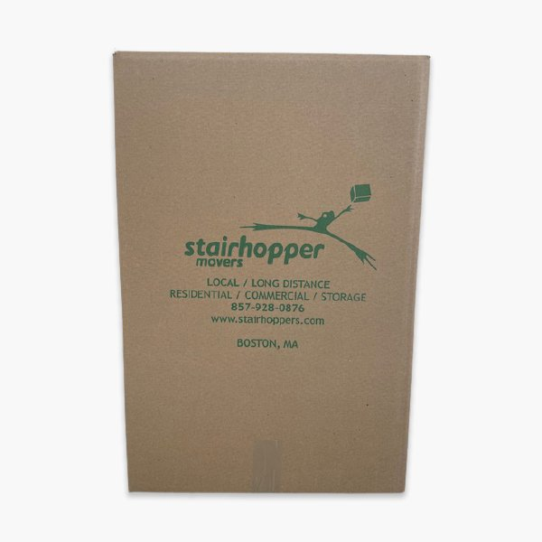Dish Pack Moving Box Stairhoppers